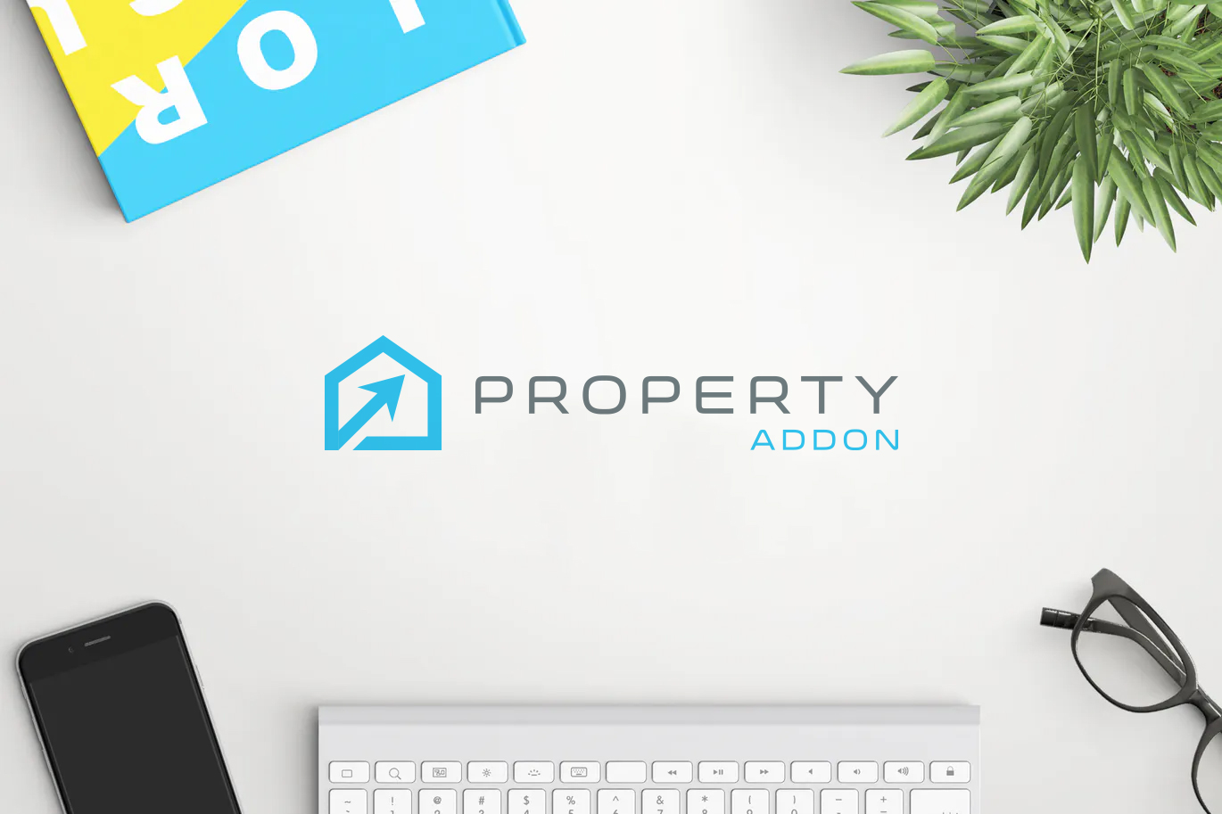 Property Addon Logo Design