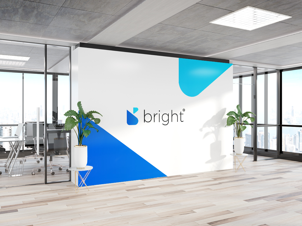 Bright Logo Design